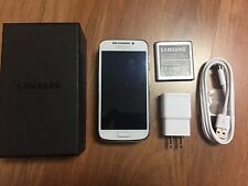 Samsung Galaxy S4 Zoom SM-C105A 16GB White Excellent Cosmetics. LCD SHADOW