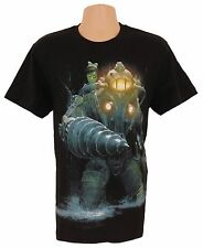 Big Daddy Bioshock Rapture Official T Shirt Mens Large