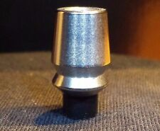 Stainless Steel 510 Drip Tip - Friction Fit - Wide Bore - CherryVapes