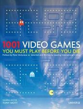 1001 Video Games You Must Play Before You Die by