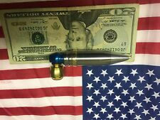 20MM  VULCAN Bullet Tip Porcelain Lined Smoking Pipe WE ALSO 50 CAL BMG