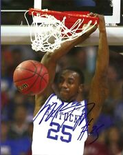 MARQUIS TEAGUE HAND SIGNED 8x10 PHOTO AUTOGRAPHED PICTURE AUTO UK KY WILDCAT #25