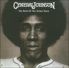 General Johnson - The  Best of the Arista Years (CD Edsel, AM) Fool Around - NEW