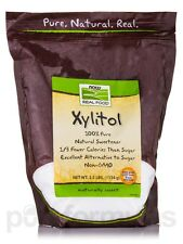 NOW� Real Food - Xylitol - 2.5 lbs (1134 Grams) by NOW