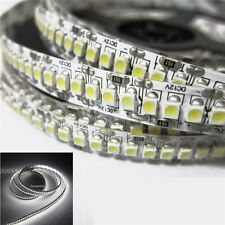 10mm width 3528 LED strip White Light 240Led/m 5M 1200 SMD Non Waterproof 12V DC