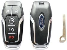 13 14 15 FORD FUSION TITANIUM SMART KEY KEYLESS ENTRY REMOTE FOB W/ UNCUT KEY
