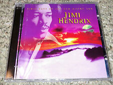 Jimi Hendrix First Rays of the New Rising Sun CD US 1997 MCA MCAD-11599