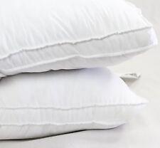 NEW Firm Plush Down Alternative 2 Pack Sleep Pillows Queen 1.5 Gusset