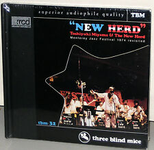 XRCD TBM XR 0032: Toshiyuki Miyama & The New Herd - 1998 Japan OOP Factry SEALED