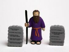 Moses & Commandments - Beginners Bible's Action Figure Toy Childern Gifts 628779