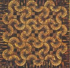 """Drunkard""""s Wave paper piecing quilt pattern Niemeyer"""