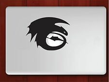 "How to Train Your Dragon Apple Macbook Decal 13"" 15"" 17"" Vinyl Air Pro Sticker"