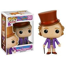 Willy Wonka and the Chocolate Factory - Willy Wonka Pop! Vinyl Figure Funko 253