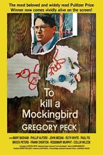 To Kill A Mockingbird Movie Poster #01 11inx17in mini poster