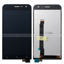 "5"" Black ASUS Zenfone 2E Z00D AT&T LCD Display Touch Screen Digitizer Assembly"