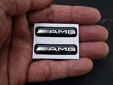 NEW Special Arrival Mercedes Benz AMG Resin Emblem Logo Sticker Decal Badge