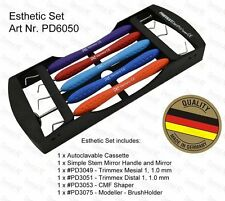 Seeberger Esthetic Set Silicone ErgoSoft Dental Composite Restorative Instrument