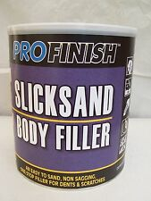 3.5L  Easy Sanding Body Filler  No.7 kit inc hardener + spreader  AS Easy1 / P38