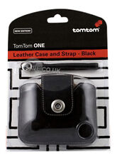 Original TomTom ONE Version 2 V2 V3 V4 Leather Case UK