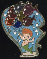 DisneyStore.com 110th Legacy Collection Merbabies LE 250 Disney Pin 84662