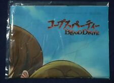 Corpse Party Blood Drive Cloth Poster Naomi x Seiko Official Super RARE NEW!!