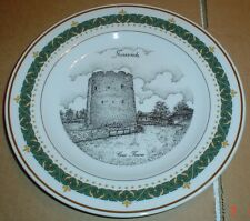 The Canterbury Collection Collectors Plate NORWICH - COW TOWER