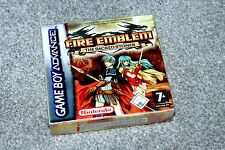 Game Boy Advance - GBA - Fire Emblem The Sacred Stones - NEW - RED STRIPE SEALED