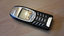 Nokia 6310i nero-oro incl. neuak. - software 7.00 - ** COME NUOVO **