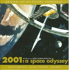 2001: A Space Odyssey [Original Motion Picture Soundtrack] New CD