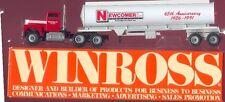 Newcomer Oil Tanker Elizabethtown, PA '91 Winross Truck