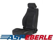 Sportsitz vorne Schwarz Sitz Seat Black Jeep CJ 76-86 Wrangler YJ TJ 87-06