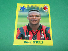 N°443 MARCEL DESAILLY MILAN AC PANINI FOOT 98 FOOTBALL 1997-1998