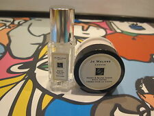 NEW!JO MALONE PEONY AND BLUSH SUEDE SET COLOGNE & BODY CREAM!SHIP WORLDWIDE
