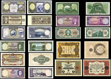 !REPLICA! 11 VERY BEAUTIFUL TURKEY BANKNOTES !NOT REAL!