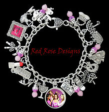 ~MEAN GIRLS THEMED CHARM BRACELET~