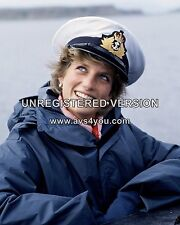 "Princess Diana 10"" x 8"" Photograph no 12"