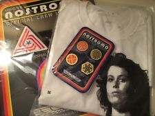 Alien Day Mondo M Shirt, Pin, & Patch Set Exclusive To Alamo Drafthouse Theaters