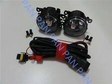 FOG Light lamp Lighting and wiring harness for Peugeot 207 307 408 Citroen C4 C5