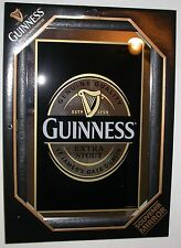 New Guinness Guiness Extra Stout Label Mirror 122a