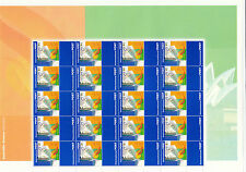 "Stamps Australia 2000 Sydney Athens Olympic Games pair ""P"" stamp sheets of 20"
