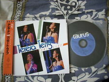 a941981 Teresa Teng CD 鄧麗君 1985 Concert Live Paper Back CD with Color Page