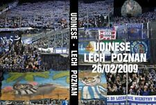 DVD UDINESE-LECH POZNAN 2009 UEFA (ULTRAS,HOOLIGANS,CASUALS,POLAND,POLONIA,TIFO)