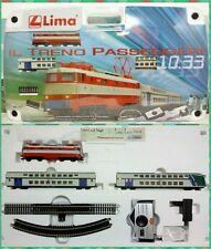 LIMA FS 444 CARROZZE XMPR 2 PIANI CON ARREDAMENTO INTERNO HL 1033  H0 1:87