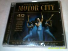 2 Music CDS - Heroes Collection MOTOR CITY 40 Classic Tracks Edwin Starr Supreme