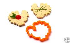 PARTY ANIMALS Sandwich Cutter Turkey Kitchen Home Funky Design Gift Peleg Design