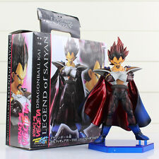 Dragon Ball Kai Legend of Saiyan King Vegeta Figure Banpresto NIB