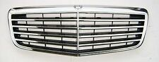 2007-2009 MERCEDES BENZ W211 E63 E350 E550 FRONT HOOD GRILLE REPLACEMENT