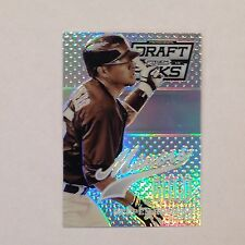 STEFEN ROMERO #15 Mariners RC Rooki Gold Minors Refractor 2013 Prizm Draft Picks