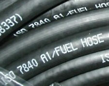 "Fire Resistant Marine fuel hose ISO7840, 8mm bore x 0.305m (12"") long 1-57801"