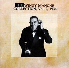 The Wingy Manone Collection, Vol. 2 (1934) CD RARE OOP JAZZ IMPORT